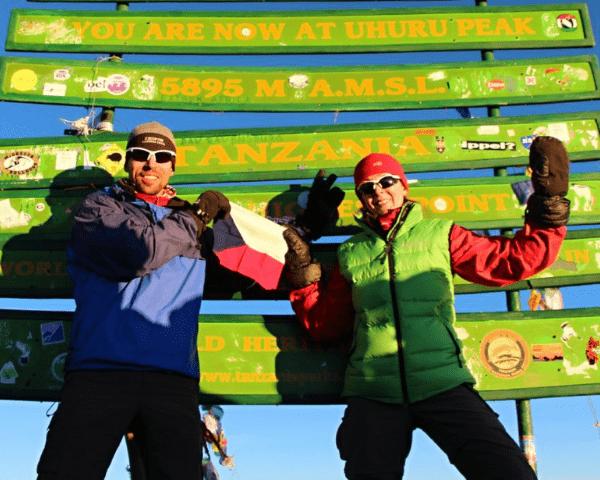 Jak mě strach dokopal na Kilimandžáro