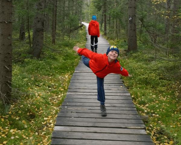 Ověřený způsob, jak být na podzim fit
