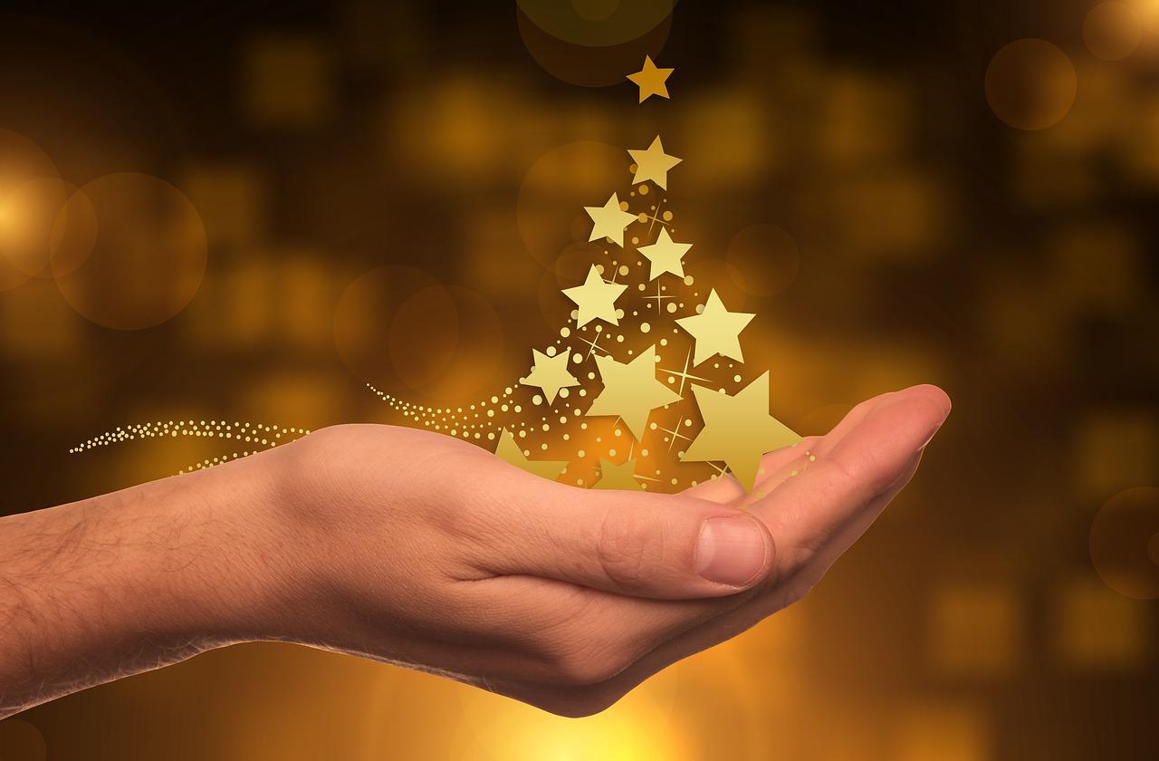 Jak získat svou hvězdu plnou kouzel?